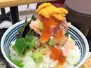日本橋海鮮丼 つじ半、行列ができる丼の店が広島初上陸
