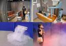 広島市 江波山気象館、台風や雲の中を体感できるお天気博物館