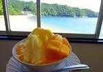 倉橋島に隠れ絶景カフェ、シーサイドカフェ アルファ
