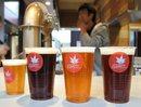 宮島ブルワリー、季節ごとに変わる8種の宮島ビールを味わう