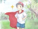 緒方かな子「ぼくのヒーロー」カープ愛の詰まった絵本