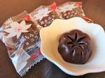 コーヒーにも合う!チョコ餡がおいしい「広島もみじショコラ」