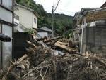 記録的な大雨で広島各地に甚大な被害、二次被害にもご注意を