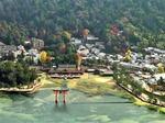 何だコレミステリーに宮島の謎、厳島神社の先にある巨大建物とは