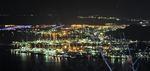 経小屋山、山頂展望台から宮島・広島市内を一望!夜景や初日の出も