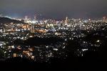 春日野第六公園(広島市)からの夜景
