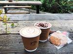 リタルダンド(rit.)広島江波の小さなチョコレート工場、テラスでカフェも