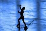 8K映像でフィギュアスケート観戦!NHK広島でパブリックビューイング
