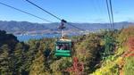 宮島ロープウェイで 弥山へ!獅子岩展望台までの眺めも絶景です