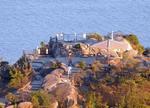 宮島 弥山「獅子岩展望台」の眺望と、消えずの霊火堂・弥山本堂までの道のり