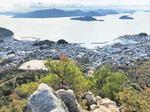 黒滝山からの絶景!竹原・忠海のシンボルは遠足気分で登山できる