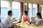 朝食は船上で!モーニングブッフェクルーズ GW限定で