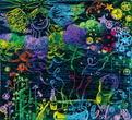 篠田麻里子・たんぽぽ白鳥らアートで表現「NHKハート展」全国巡回 広島でも