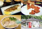 万ぷく食堂、福山に定食・中華そばの店オープン!広島県産米ごはんが食べ放題