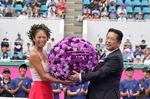女子テニス世界大会「花キューピットオープン2019」広島で開催