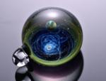 美しい「宇宙ガラス」の販売会、広島・エディオン蔦屋家電にて