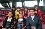 新井さんゲスト出演!広島で鶴瓶&ももクロ大暴れ「桃色つるべSP」6話分一挙放送