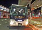 百万石ドリーム広島号、夜行バスで行く!北陸・金沢へのバス旅