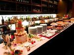 苺尽くし!20種類のストロベリーデザートブッフェ、オリエンタルホテル広島で