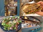 ユバ(yuba)廿日市市阿品に、海と路面電車を見渡すキッチン&ドリンクの店