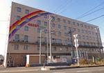 糸崎駅前に新ホテル「HOTEL AZ 広島三原店」オープン