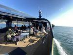 シースピカ・船内レポート、広島-三原を結ぶ観光クルーザーの航路・ダイヤなど