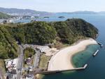 狩留賀海浜公園(ロマンチックビーチかるが)アスレチック&バーベキュー等、外あそび満喫スポット