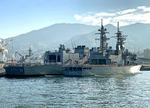 護衛艦「いなづま」見学会、宇品外貿埠頭第1バースで一般公開を2日間開催