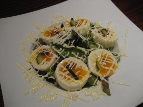 ト傳 (ぼくでん) サラダの画像