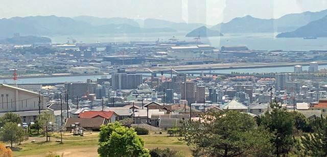 ゾーナイタリア、古田台からの眺め