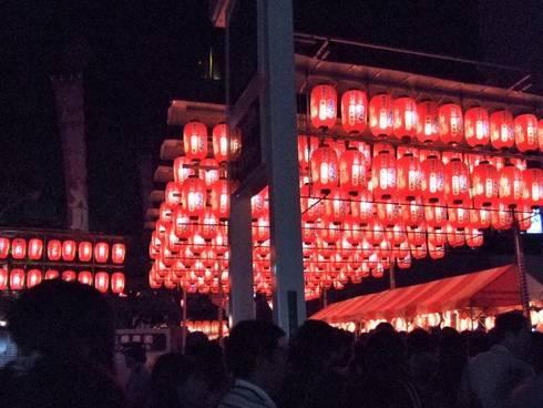 広島のお祭り とうかさん、ゆかたできん祭も開催