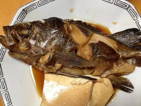 メバルの煮付け 漁師レシピ