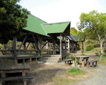 蜂ヶ峰公園 キャンプ場 バーベキューなど