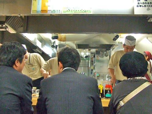 広島駅ビル お好み焼き 麗ちゃん 11