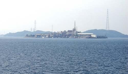契島(ちぎりしま) 広島の軍艦島 1