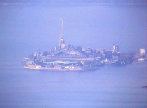 契島(ちぎりしま) 広島の軍艦島 3