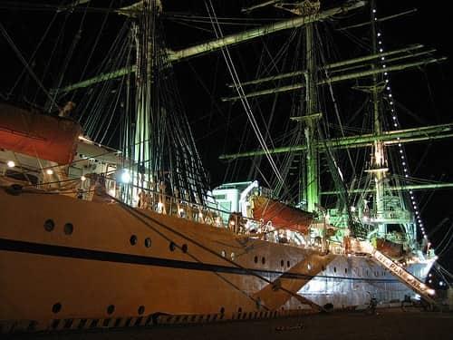 日本丸 海王丸 写真 画像8