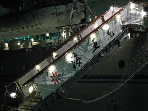 日本丸 海王丸 2