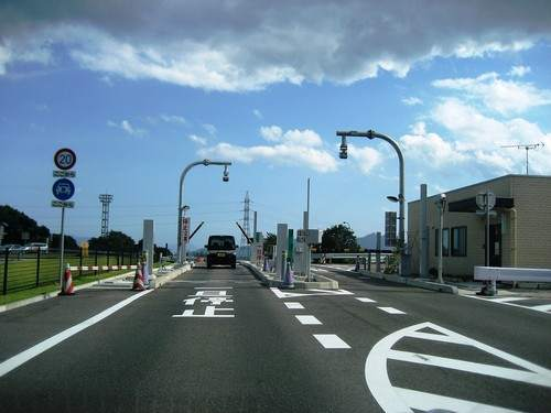 宮島SA スマートIC ウエルカムゲート 場所と行き方16