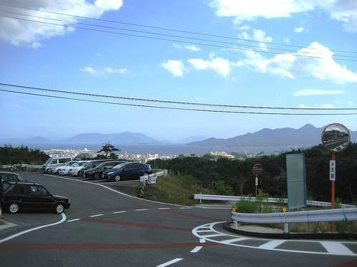 宮島SA スマートIC ウエルカムゲート 場所と行き方10