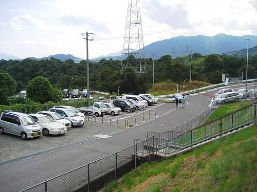 宮島SA スマートIC ウエルカムゲート 場所と行き方9