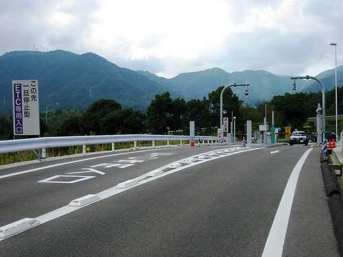 宮島SA スマートIC ウエルカムゲート 場所と行き方8