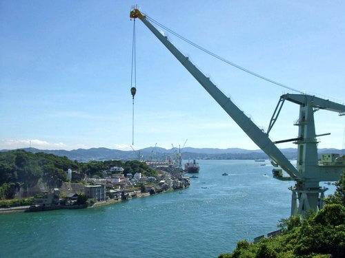 尾道大橋から迫力の景色、尾道水道や街並みを眺める!