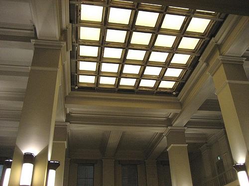 旧日本銀行 広島支店 画像