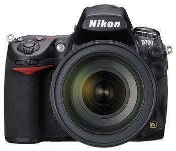 nikon d700 一眼レフカメラ