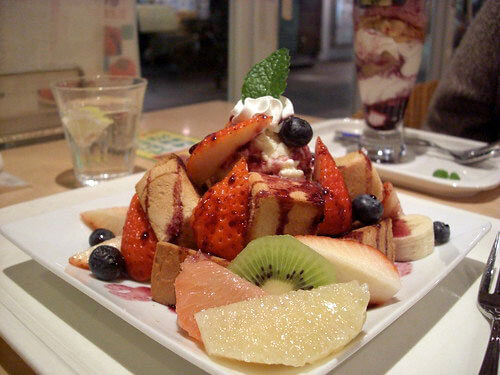 フルーツカフェ タマル 広島10