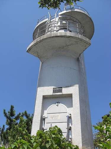 安渡島灯台 能美島 画像1