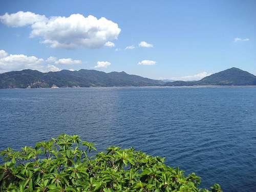 安渡島灯台 能美島 画像8