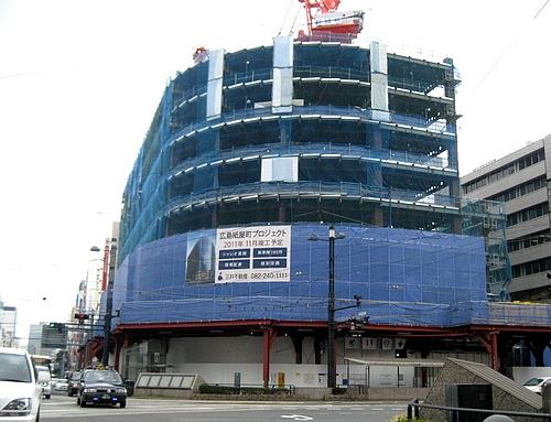 変化していく、紙屋町の風景。旧広島市民球場の今と紙屋町プロジェクト