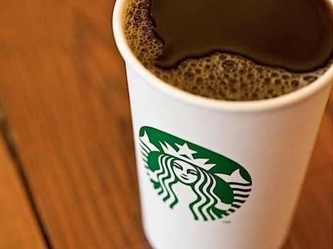 スターバックス 新ロゴ 発表!スタバはコーヒー以外の自社ブランド商品も展開